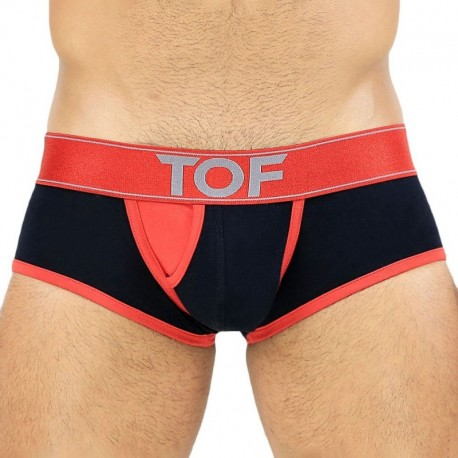 TOF Greg Boxer - Black - Red