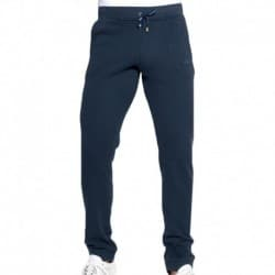 ES Collection Cotton Knit Pant - Navy