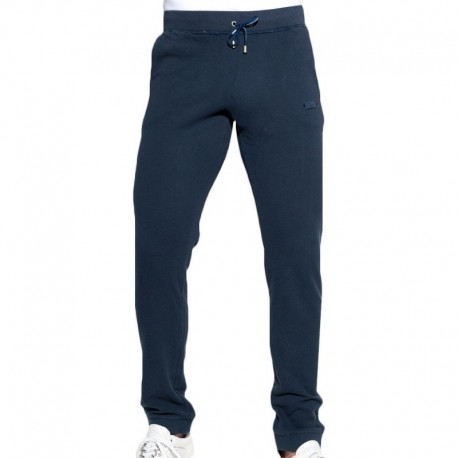 ES Collection Pantalon Cotton Knit Marine
