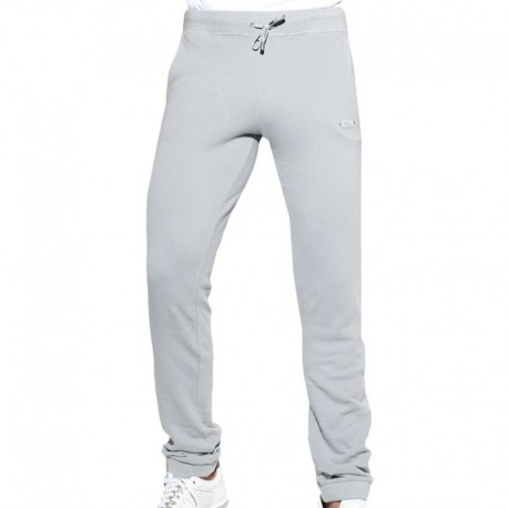 ES Collection Pantalon Cotton Knit Argent