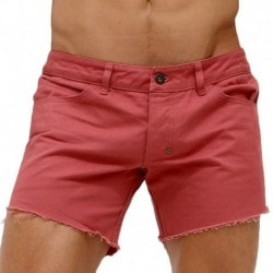 Cocal Jeans Short - Terracotta