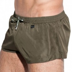 ES Collection Short de Bain Kaki
