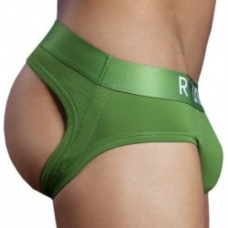 Pride Jock Brief - Green