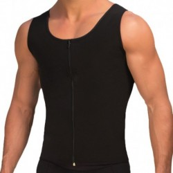 Rounderbum Xtreme Compression Tank Top - Black
