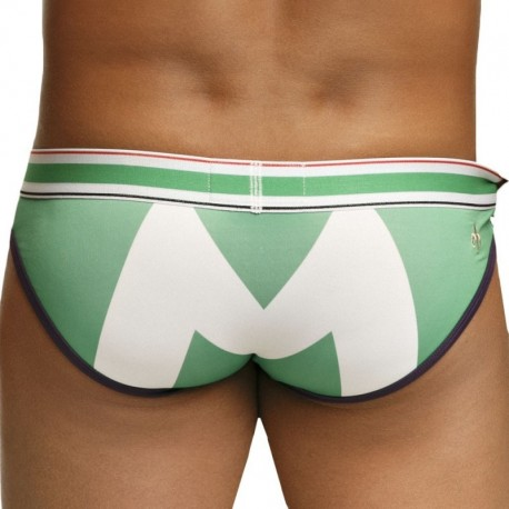 Marcuse Monument Brief - Green