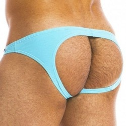 Modus Vivendi Eggs Bottomless Brief - Aqua