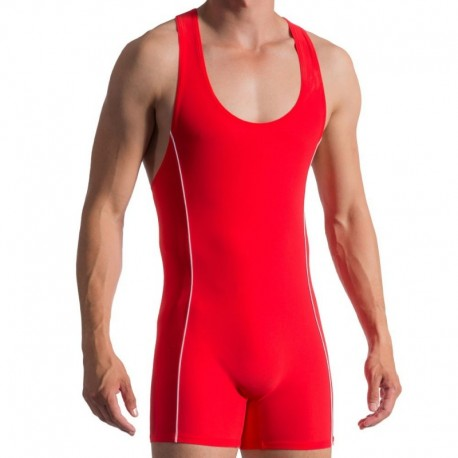 Olaf Benz Body de Bain BLU 1200 Rouge