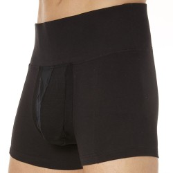 Slim-Waist Boxer - Black