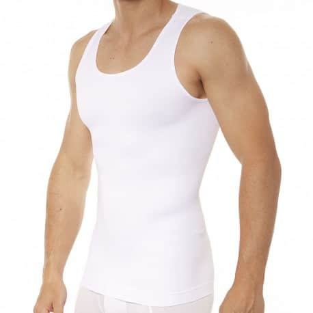 Spanx Débardeur Zoned Performance Blanc