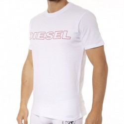 Diesel Big Logo T-Shirt - White