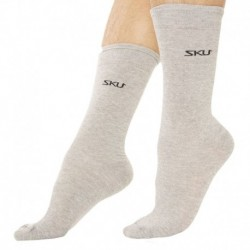 SKU 3-Pack Socks - Grey
