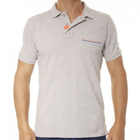 Sundek Etienne Polo - Grey