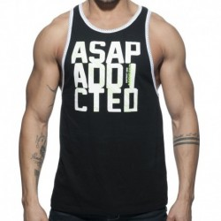 ASAP Tank Top - Black