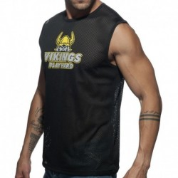 Vikings Tank Top - Black