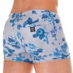 L'Homme invisible Short Flower Power
