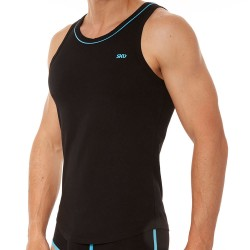 SKU Tank Top First - Black