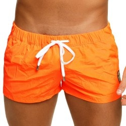 Marcuse League Swim Short - Orange