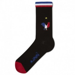 Jipépé World Cup Socks - Black