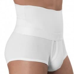Boxer Slim Fit Blanc