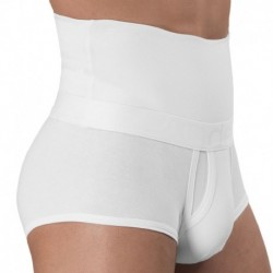 Slim Fit Boxer - White