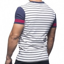 Hamptons T-Shirt - Stripe