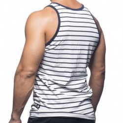 Hamptons Tank Top - Stripe