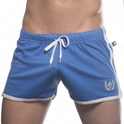 Andrew Christian Short Mesh Soccer Royal