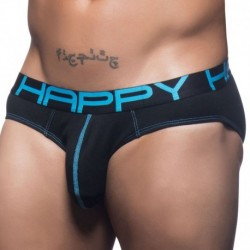 Andrew Christian Project Happy Brief - Black