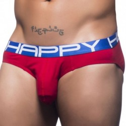 Andrew Christian Slip Project Happy Rouge