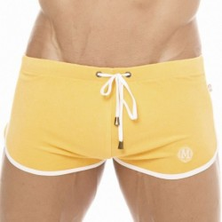Marcuse Sweat Short - Orange