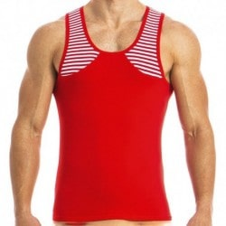 Marine Tank Top - Red