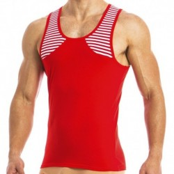 Modus Vivendi Marine Tank Top - Red