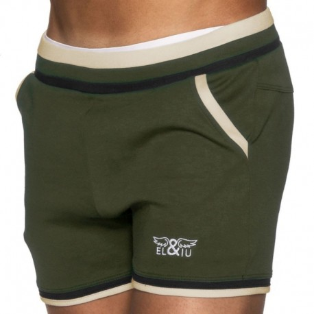 ELIU Sports Short - Khaki