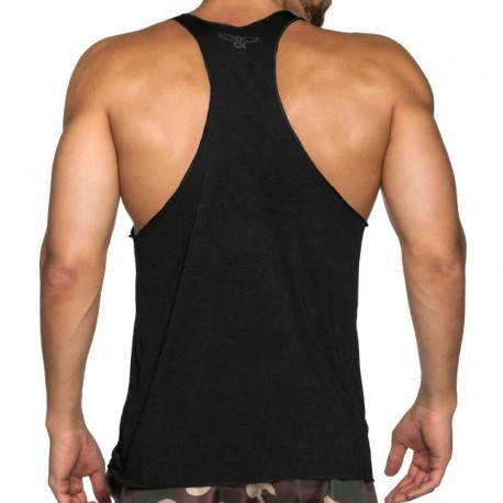 ELIU Titan Tank Top - Black