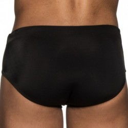 ELIU Classic Fitness Swim Brief - Black