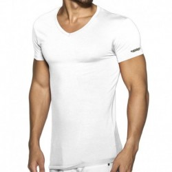 ELIU T-Shirt Basic Blanc