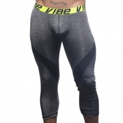 Andrew Christian Legging Mesh Vibe Sports & Workout Gris