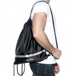 ES Collection Palms Backpack - Tropical - Black