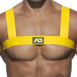 Basic Elastic Harness - Yellow