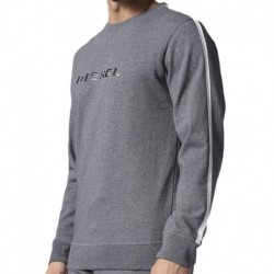Diesel Willy Sweater- Grey