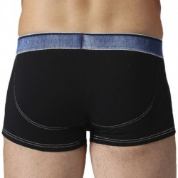 Diesel Instant Looks Denim Boxer - Black