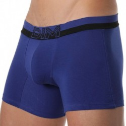 DIM Lot de 2 Boxers Soft Touch Pop Indigo / Noir