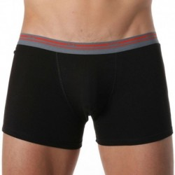 DIM Lot de 2 Boxers Daily Colors Noirs