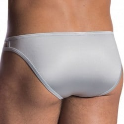 Olaf Benz RED 1804 Rio Tanga Brief - Silver
