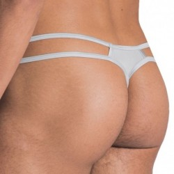 Olaf Benz String Tanga RED 1804 Argent
