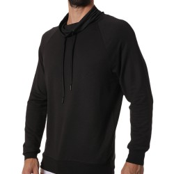 Calvin Klein Evolution Sweashirt - Black
