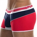 Boxer Free-Fit Academy Rouge - Marine