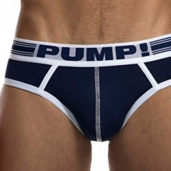 Pump! Sailor Brief - Navy