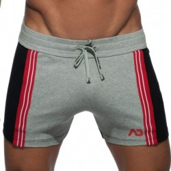 Addicted AD Short - Grey - Black