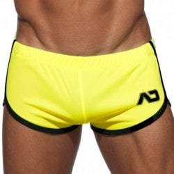 Addicted Short Neon 19 Jaune Fluo